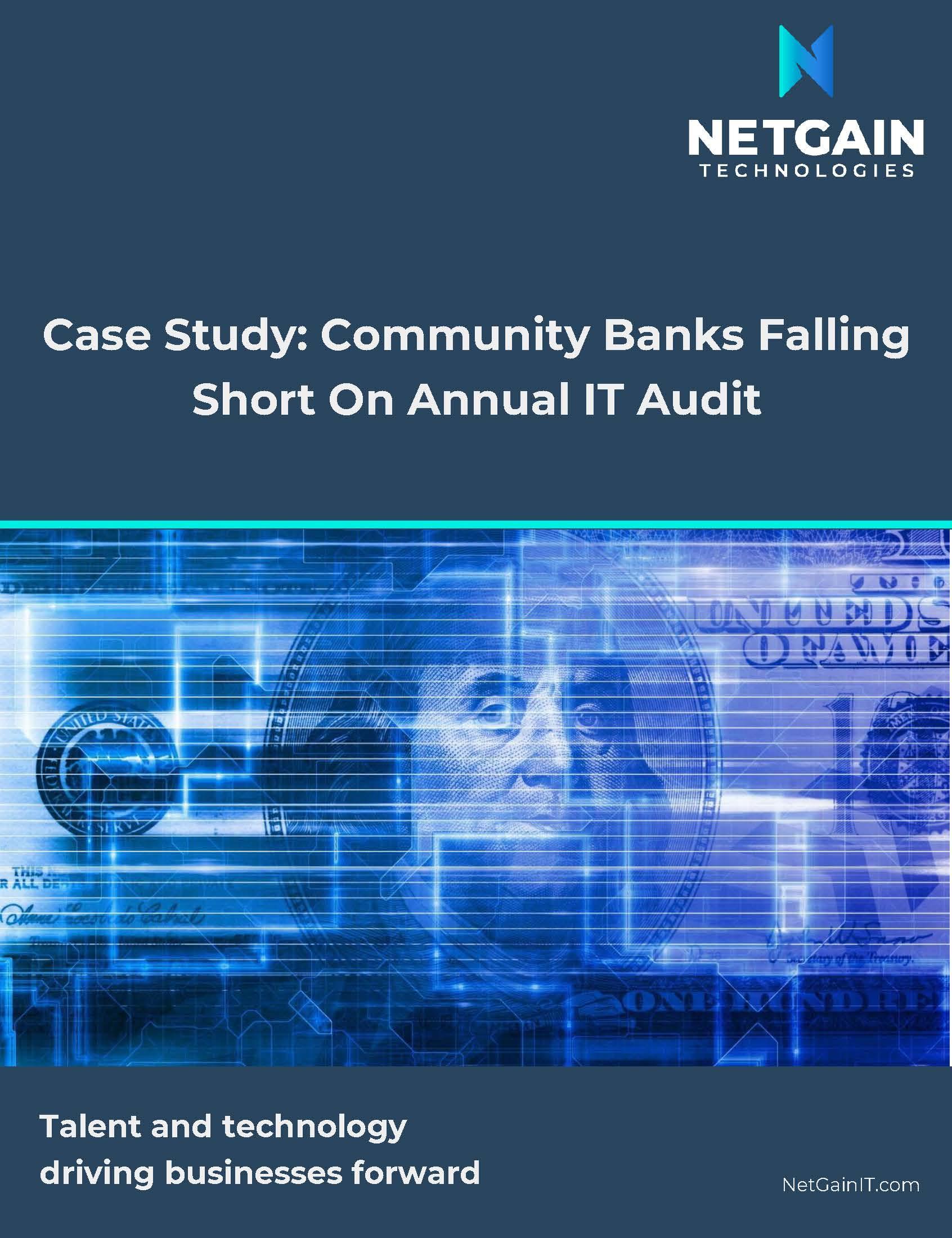 Case-Study -Community-Banks-IT-Audit